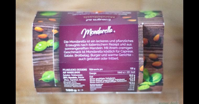 Mondarella – veganer Mozzarella*