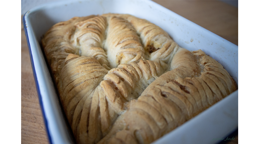 Wool Roll Bread – Rückschau zum Synchronbacken